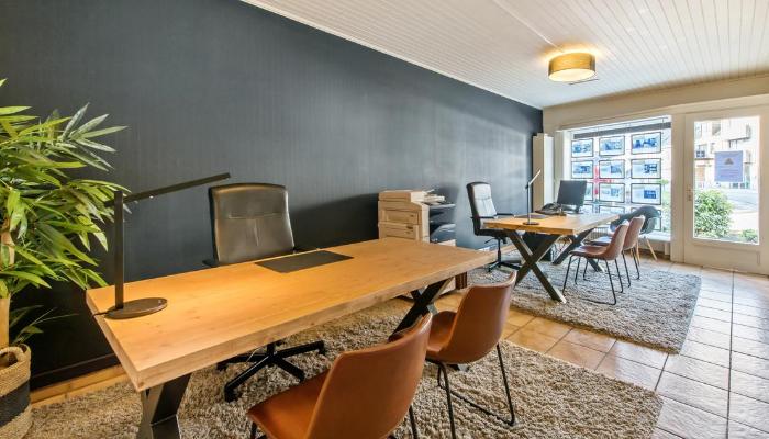 Kantoor Wetteren - Nieuwbouw en Vastgoed kantoor Altro